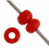 Czech Seedbead 11/0 Light Red Opaque